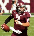 "Johnny Manziel aka ""Johnny Football"""